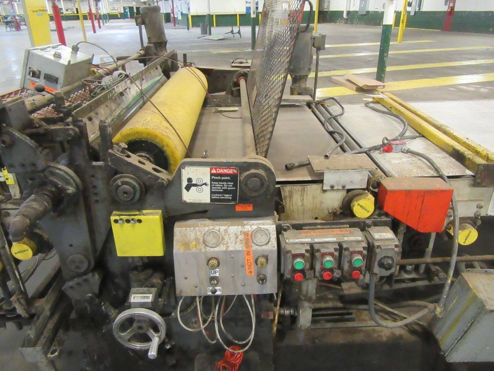 Lot 30 - Dubois RCD 52 WUV Roll Machine