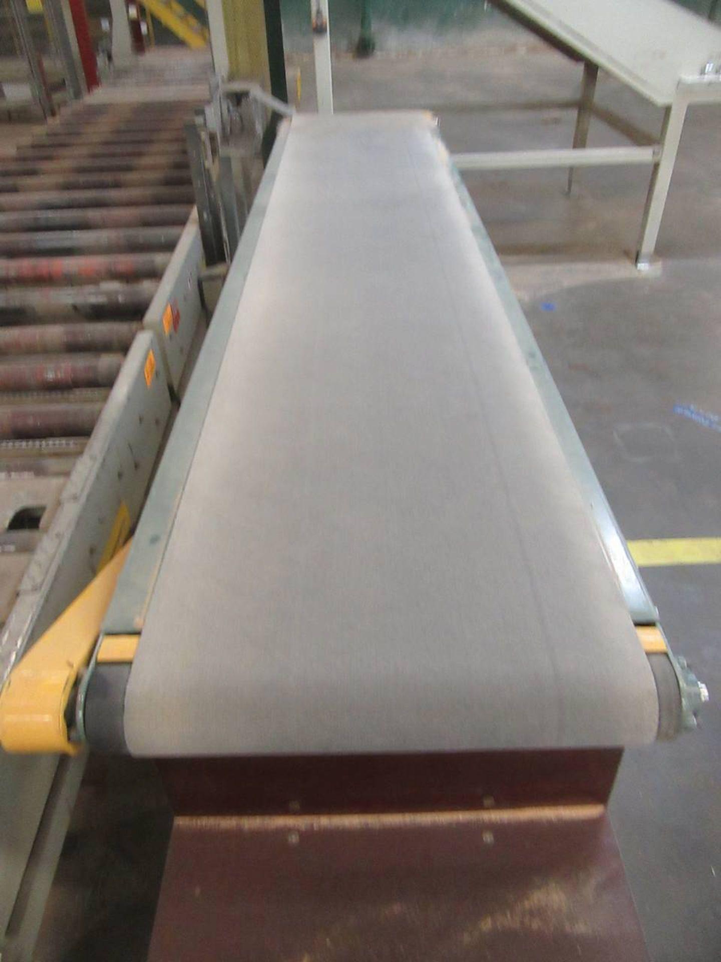 Lot 22 - Hytrol TA Belt Conveyor
