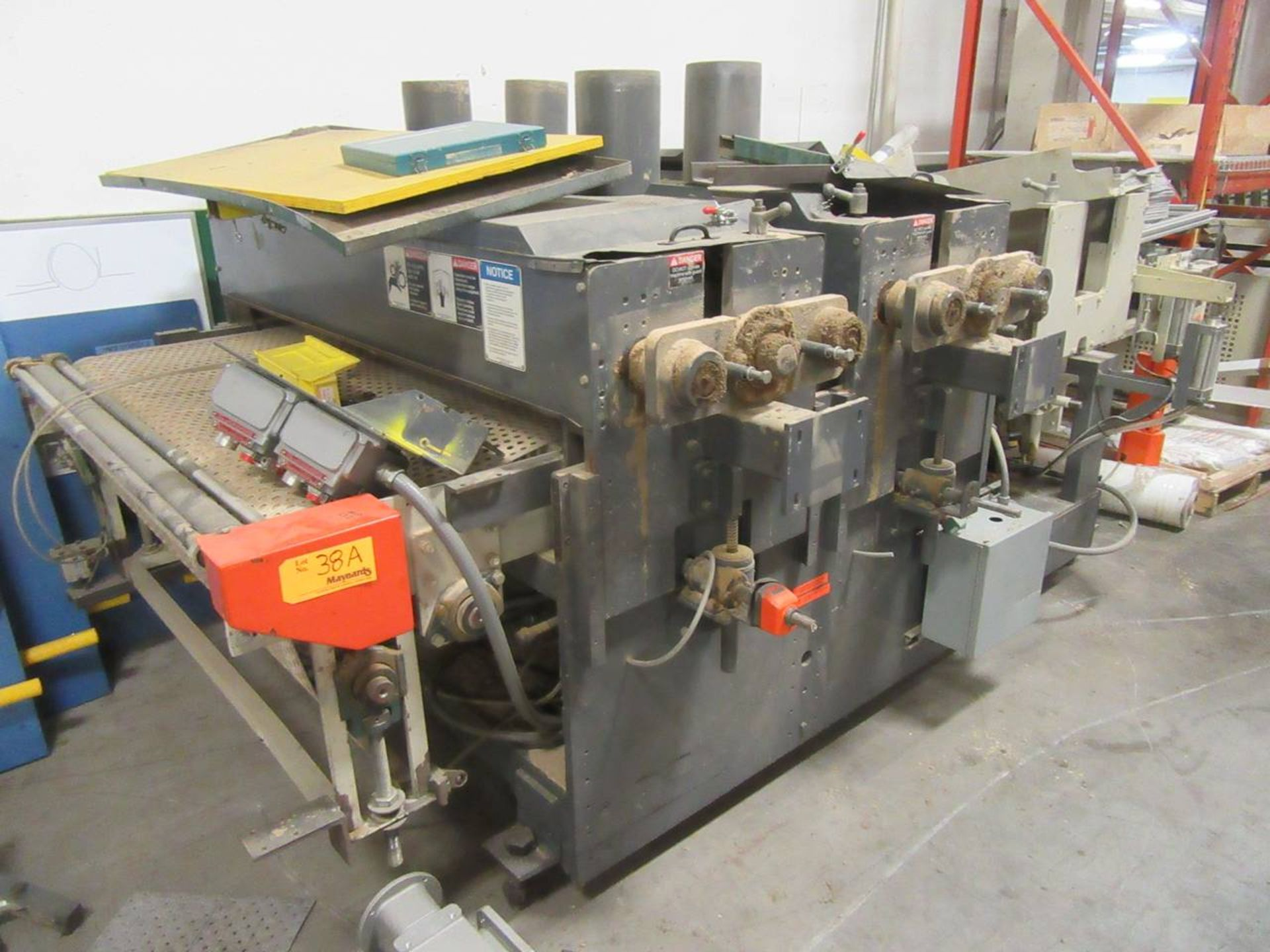 Lot 38A - Dubois Roll Machine