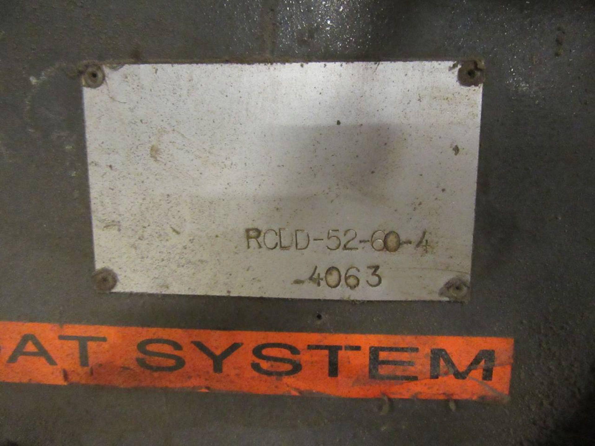 Lot 31 - Dubois RCDD-52-60-4 Roll Machine