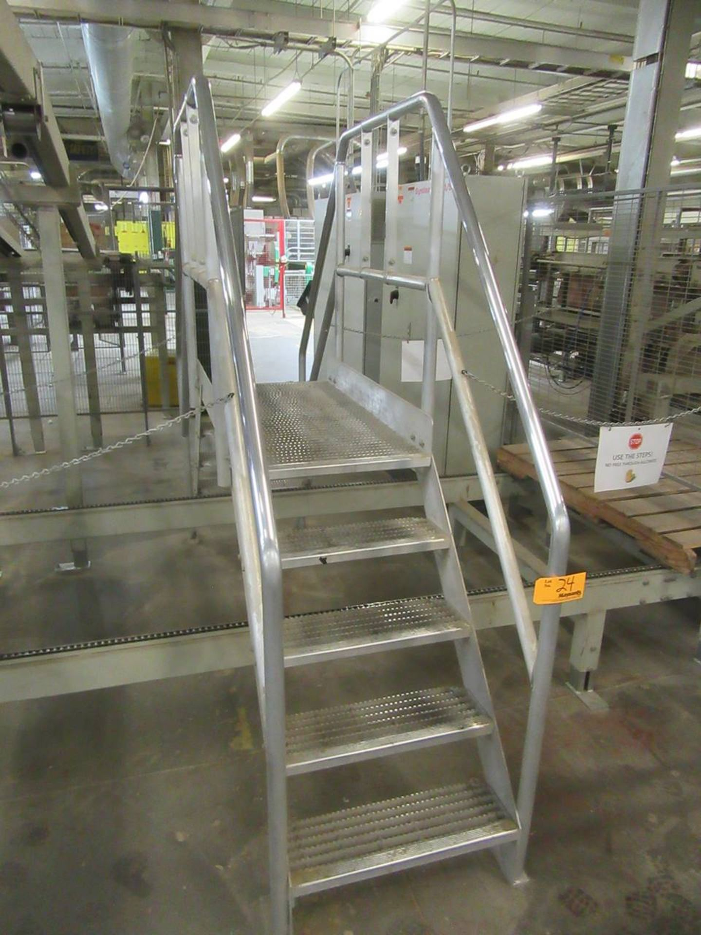 Lot 24 - Stairs