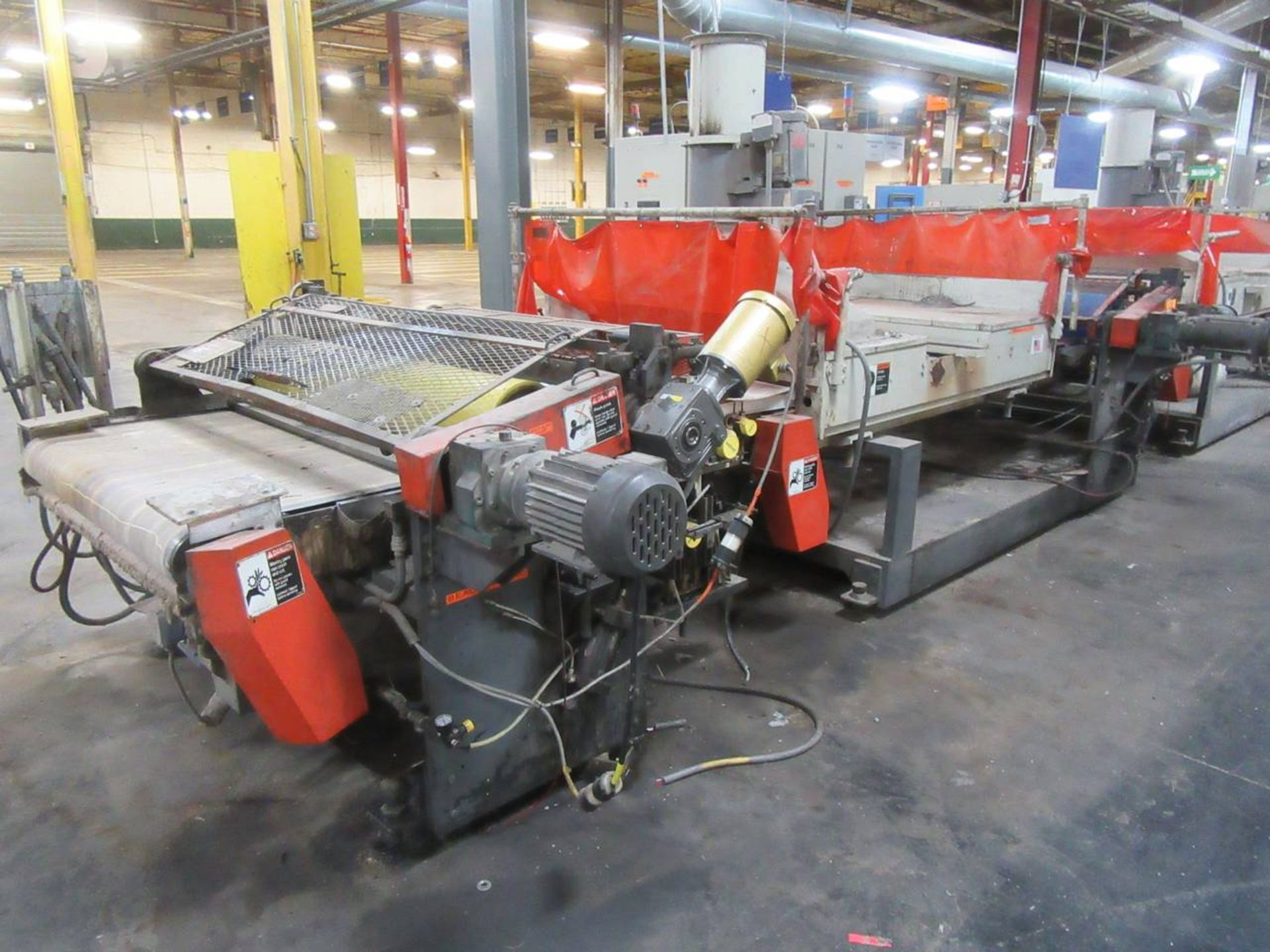 Lot 38 - Dubois RCD-52-WUV Roll Coater