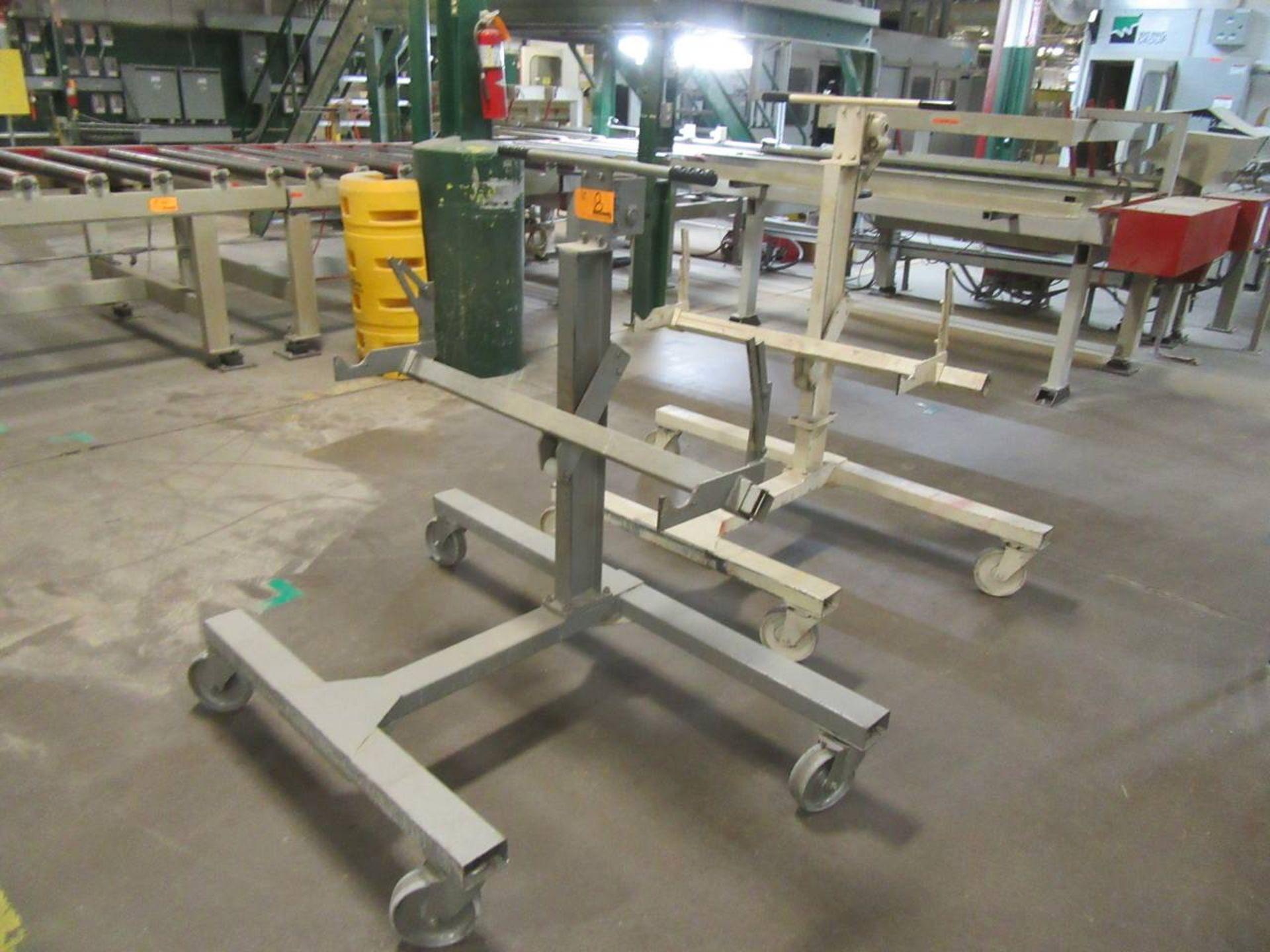 Lot 8 - (2) Carts