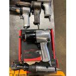 Ingersoll Assorted Impactor Guns