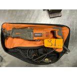 Rigid R3002 Sawzall 9A, 3500/min, 120V, 60Hz
