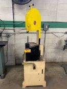 Roll-In 8' x 11''- 9' x 2'' Vertical Band Saw