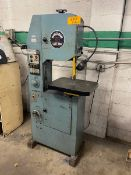 Laten Industrial LCM-360 9' x 6'' Max Vertical Band Saw,