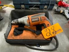Rigid R7111 1/2'' (13mm) Electric Corded Hand Drill