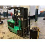 2016 Mitsubishi FBC25N2 Forklift