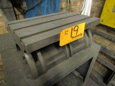 "15"" x 10"" T-Slotted Tilt Table"
