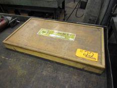 Hanson 3mm-24mm Tap & Die Set