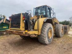 2002 Caterpillar 980G Wheel Loader