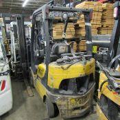 2012 Yale GLC050VXNVRE085 Propane Fork Lift