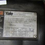 2009 Yale ERP040THN36TE082 Electric Fork Lift