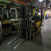 2012 Yale GLC050VXNRE085 Propane Fork Lift