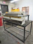 Shop Fox M1043 Pan & Box Brake