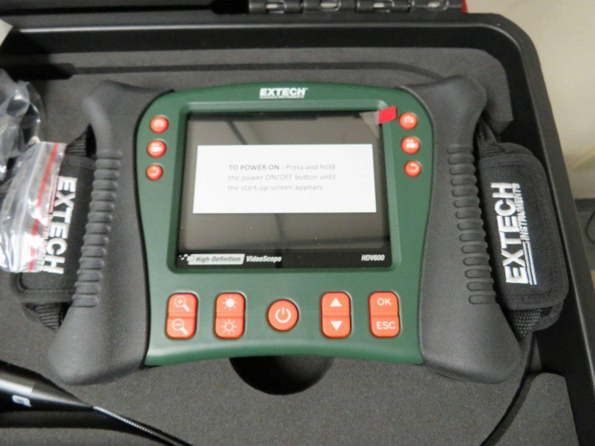 Lot 347 - Extech HDV600 High Definition VideoScope