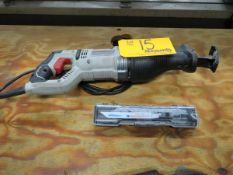 Assorted Electric Saws