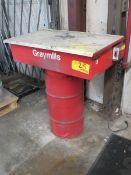 Graymills DMD232 Parts Washing Machine