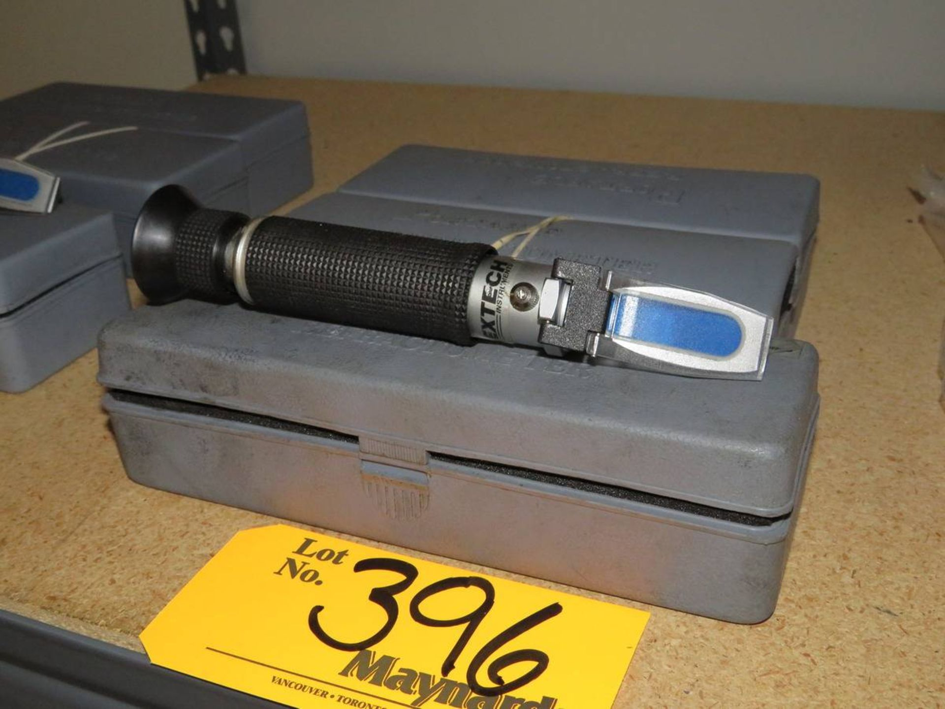 Lot 396 - Extech Portable Refractometers