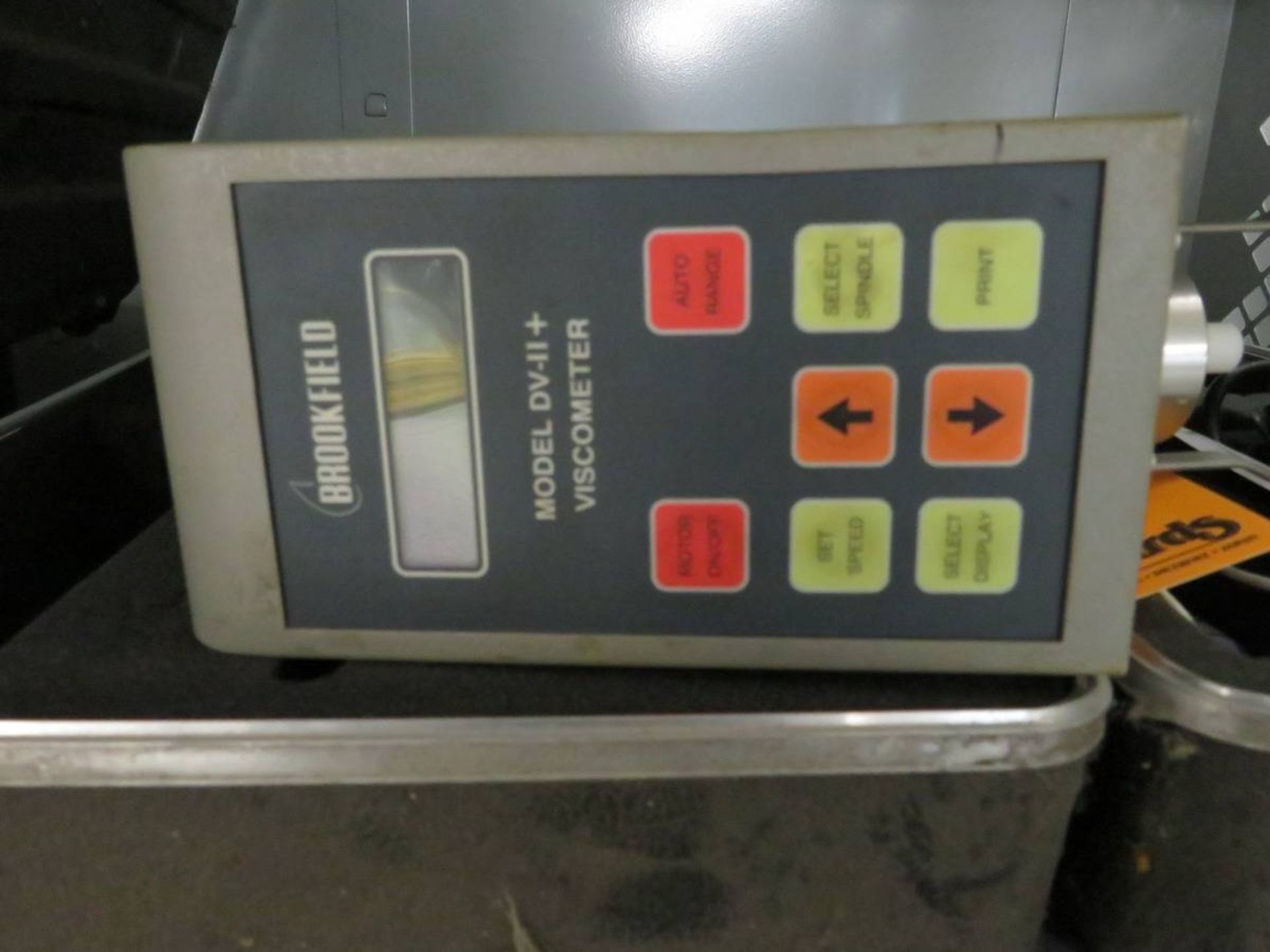 Lot 386 - Brookfield DV-II+ Viscometer