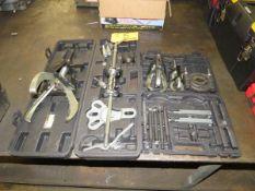 Posi Lock Bearing Pullers