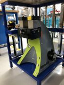 2012 Rego-Fix powRgrip PGU9000 Tool Clamping Press