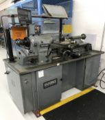 Hardinge HLV-H Super Precision Toolroom Lathe