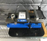 "Kurt 6"" Machine Vise"