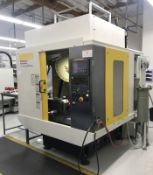 2019 Fanuc Robodrill a-D21MiB5ADV 5-Axis CNC Vertical Machining Center [SUBJECT TO BULK BID - THE GR