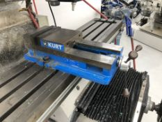 "Kurt 6"" Machine Vise, Model D688"