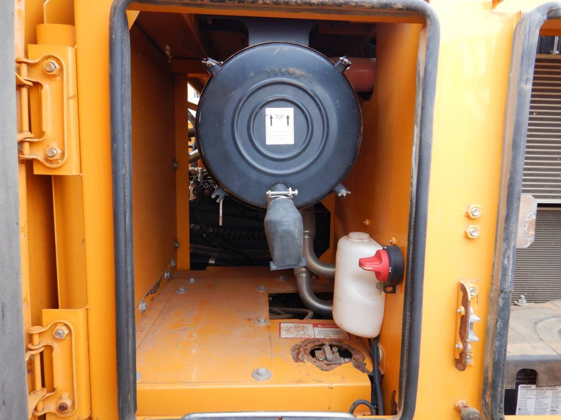 Lot 22 - 2015 SANY SY215C Excavator