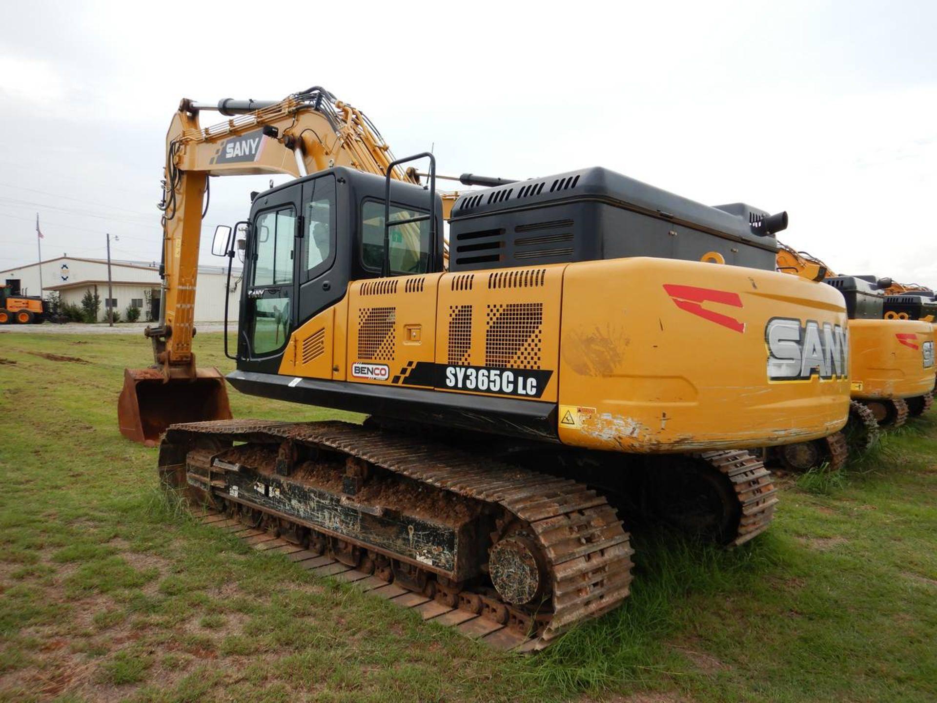 Lot 2 - 2017 SANY SY365C Excavator