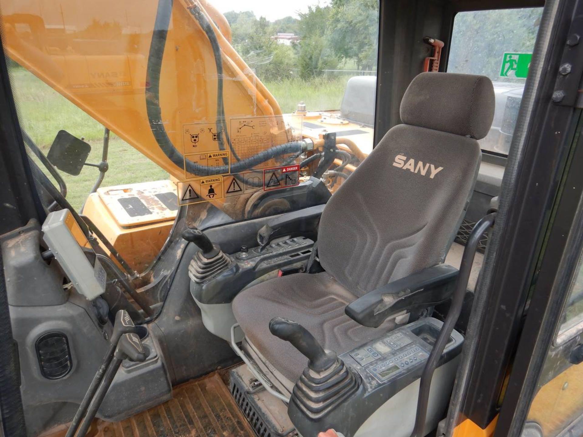 Lot 15 - 2016 SANY SY235C Excavator