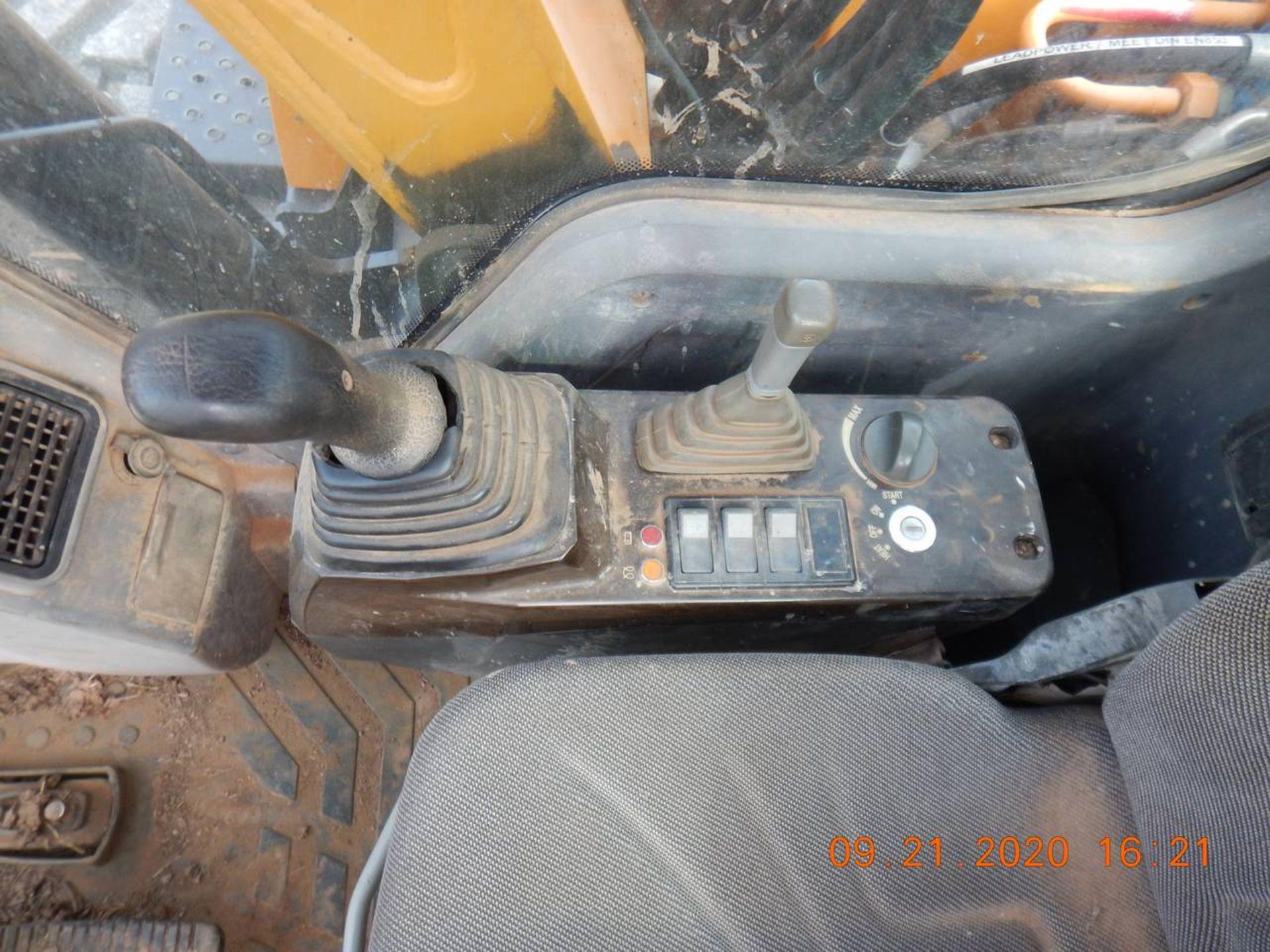 Lot 28 - 2013 SANY SY75R Mini Excavator
