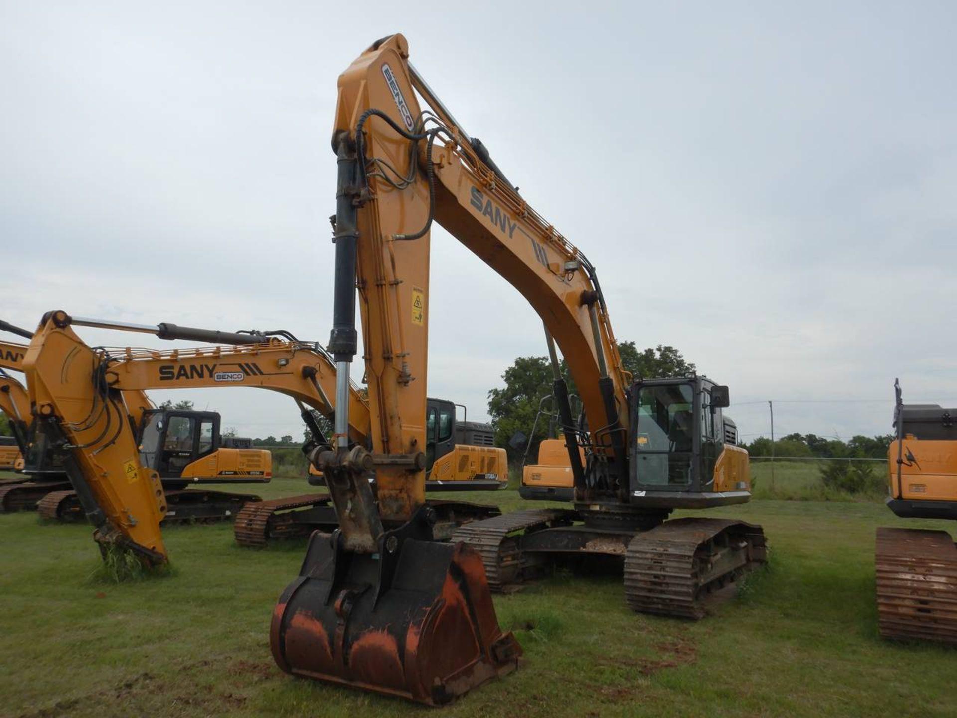 Lot 6 - 2016 SANY SY365C Excavator