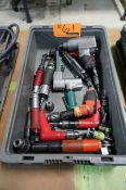 Pneumatic Impact Drivers, Drills and Sanders