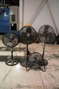 Air King/Commercial Electric/Comfort Zone/Whirlpool Industrial Shop Fans