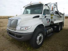 2018 International 4400 SBA 6X4 Dump Truck