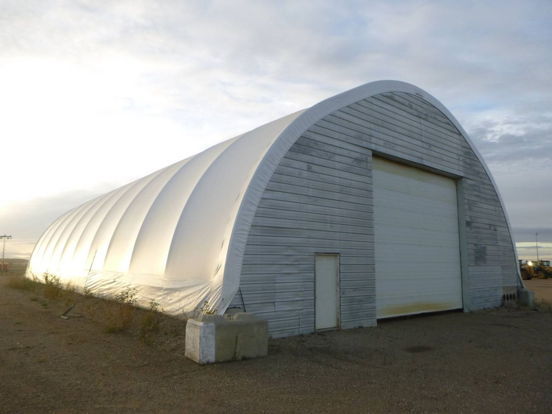 Allweather Shelters Portable Storage Building, - Image 3 of 5