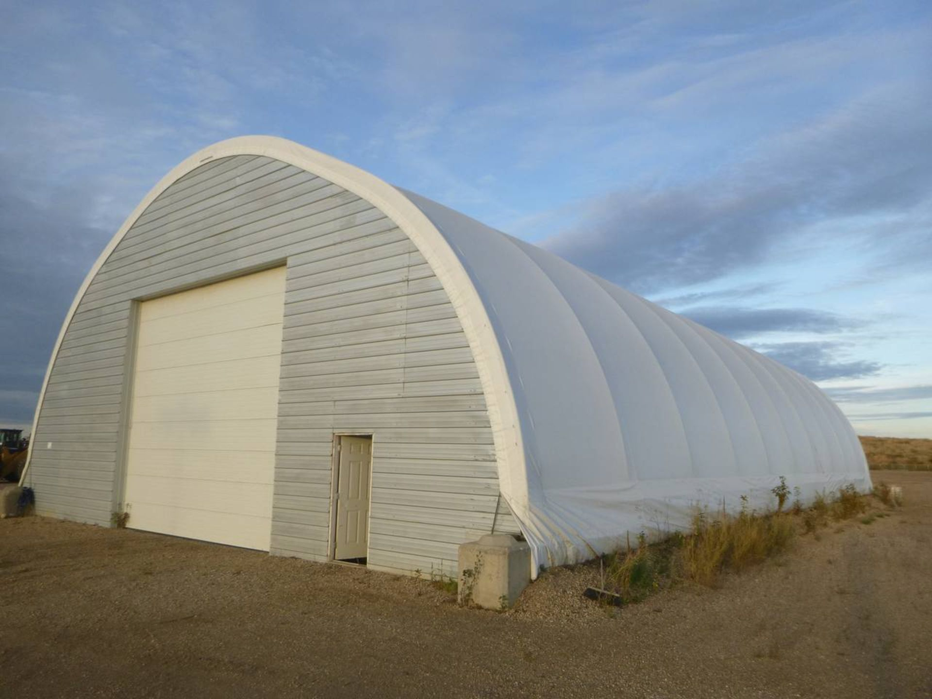 Allweather Shelters Portable Storage Building, - Image 2 of 5