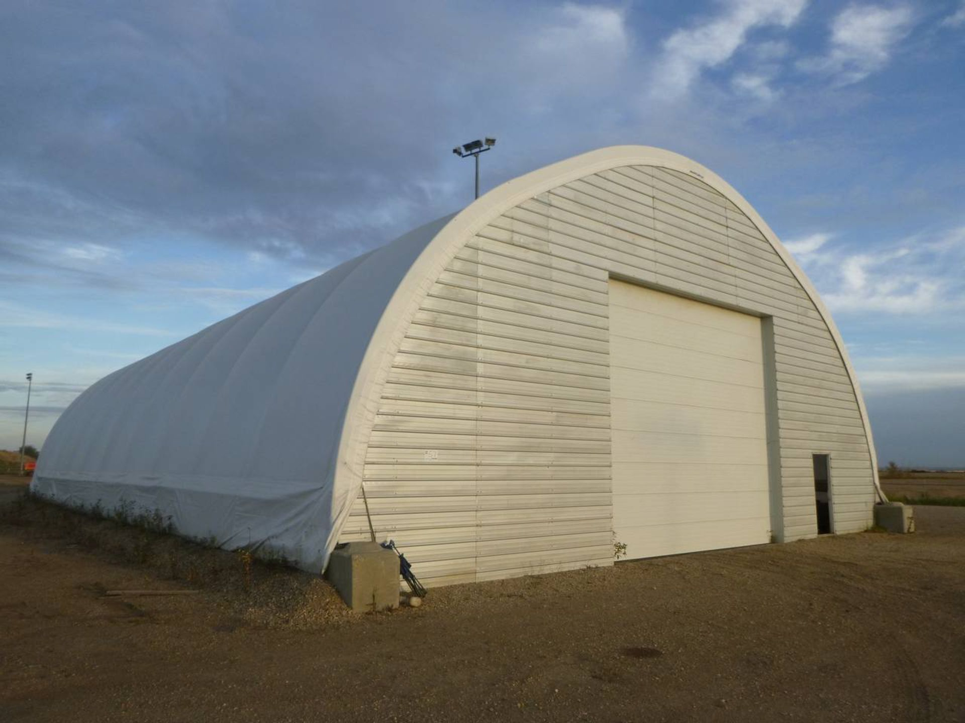 Allweather Shelters Portable Storage Building,