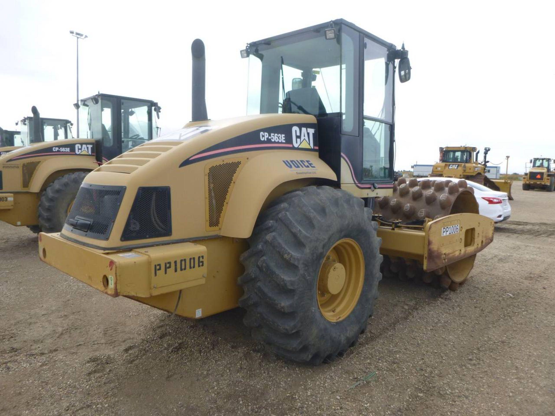 2007 Caterpillar CP-563E Compactor - Image 3 of 9