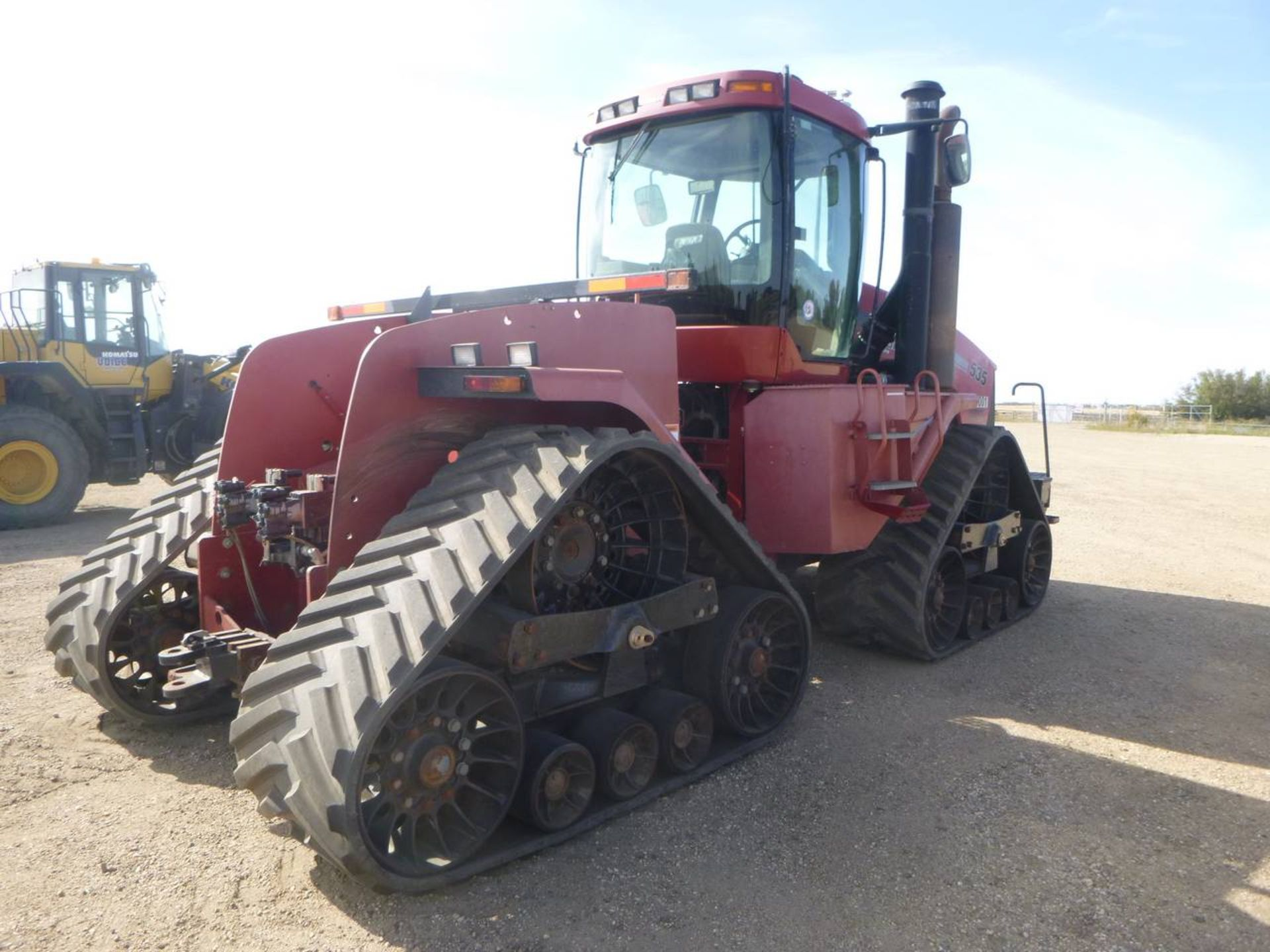 2008 Case IH 535 Tractor - Image 3 of 9
