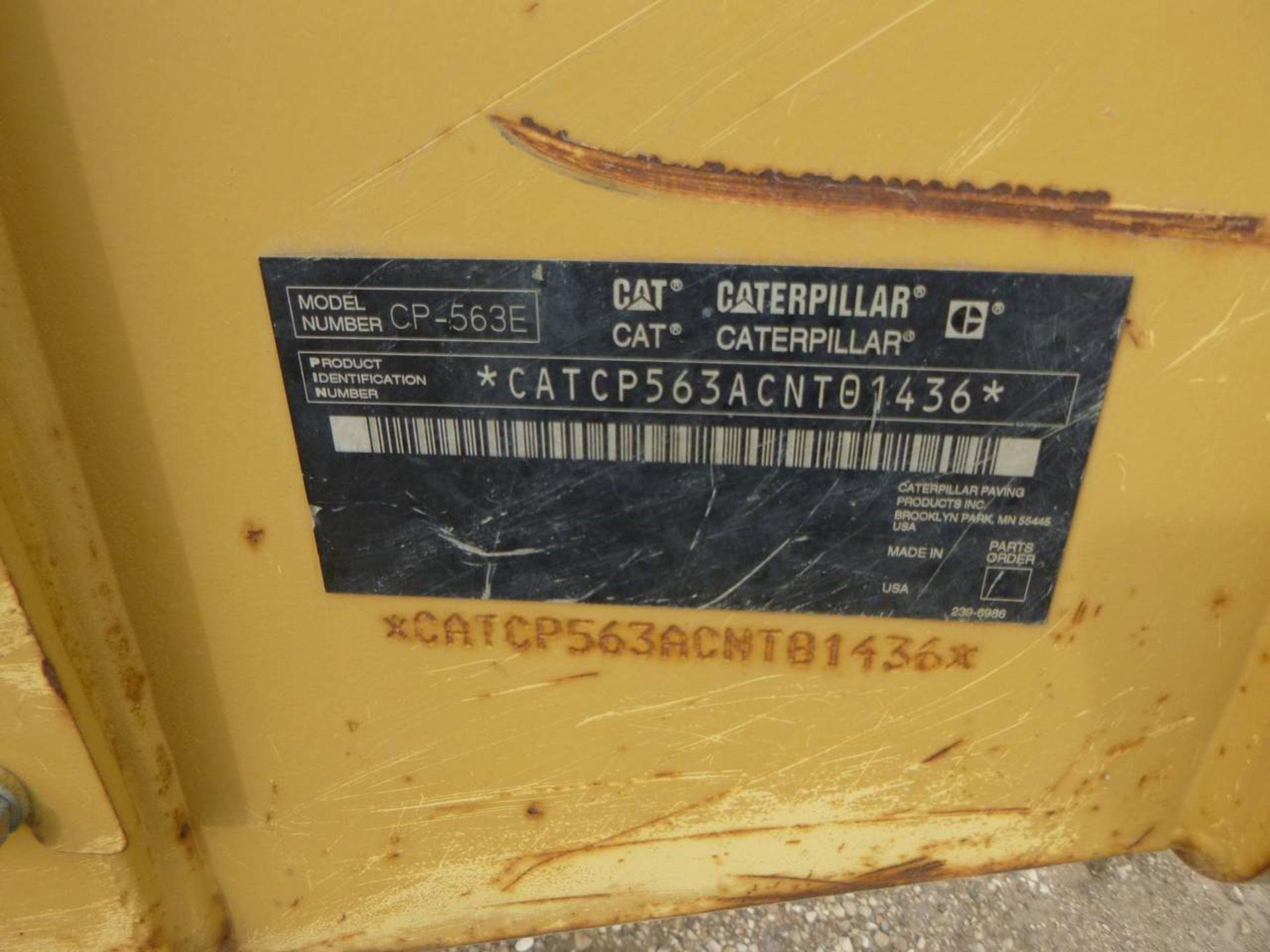 2007 Caterpillar CP-563E Compactor - Image 9 of 9