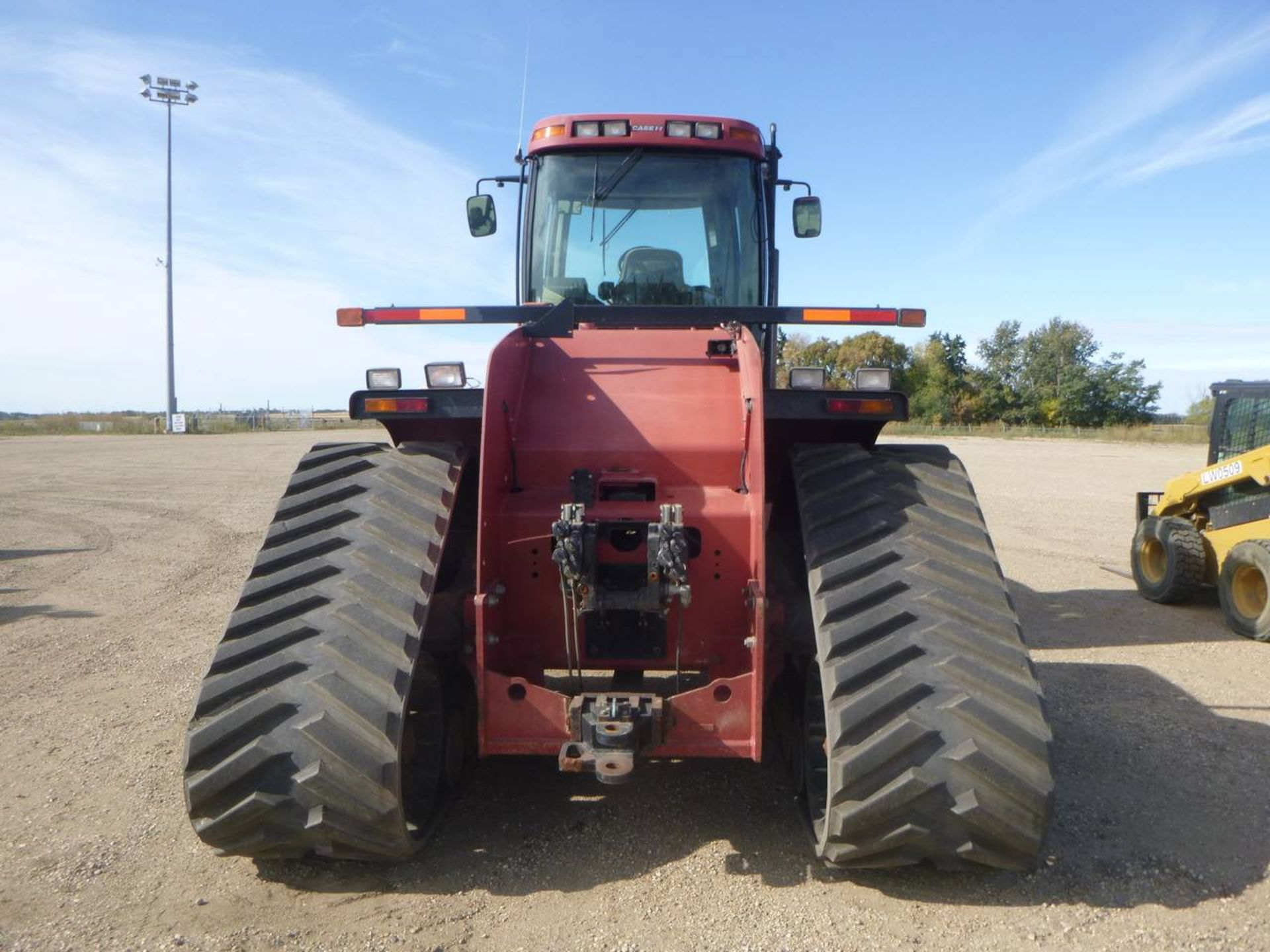 2008 Case IH 535 Tractor - Image 4 of 9