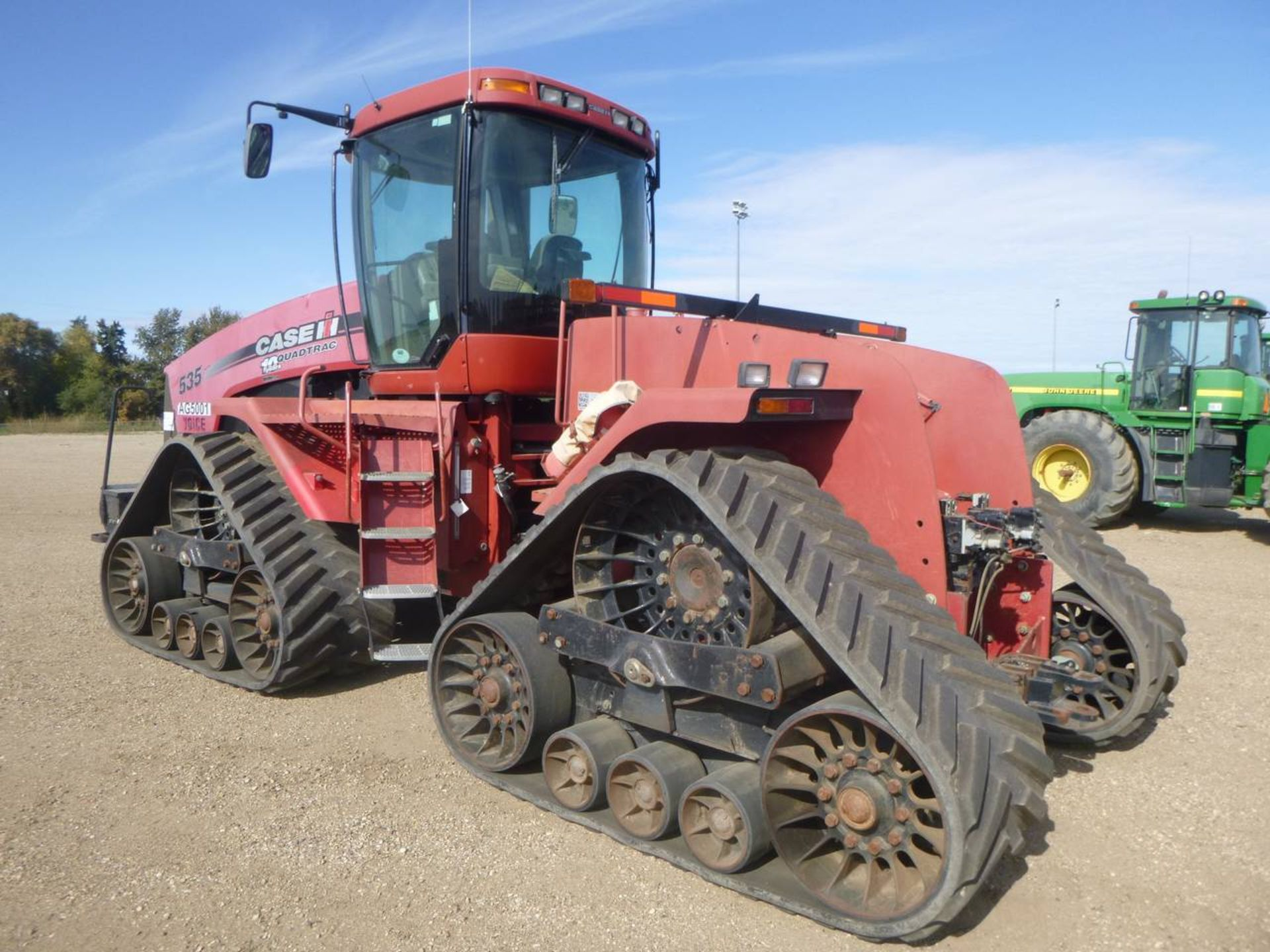 2008 Case IH 535 Tractor - Image 6 of 9