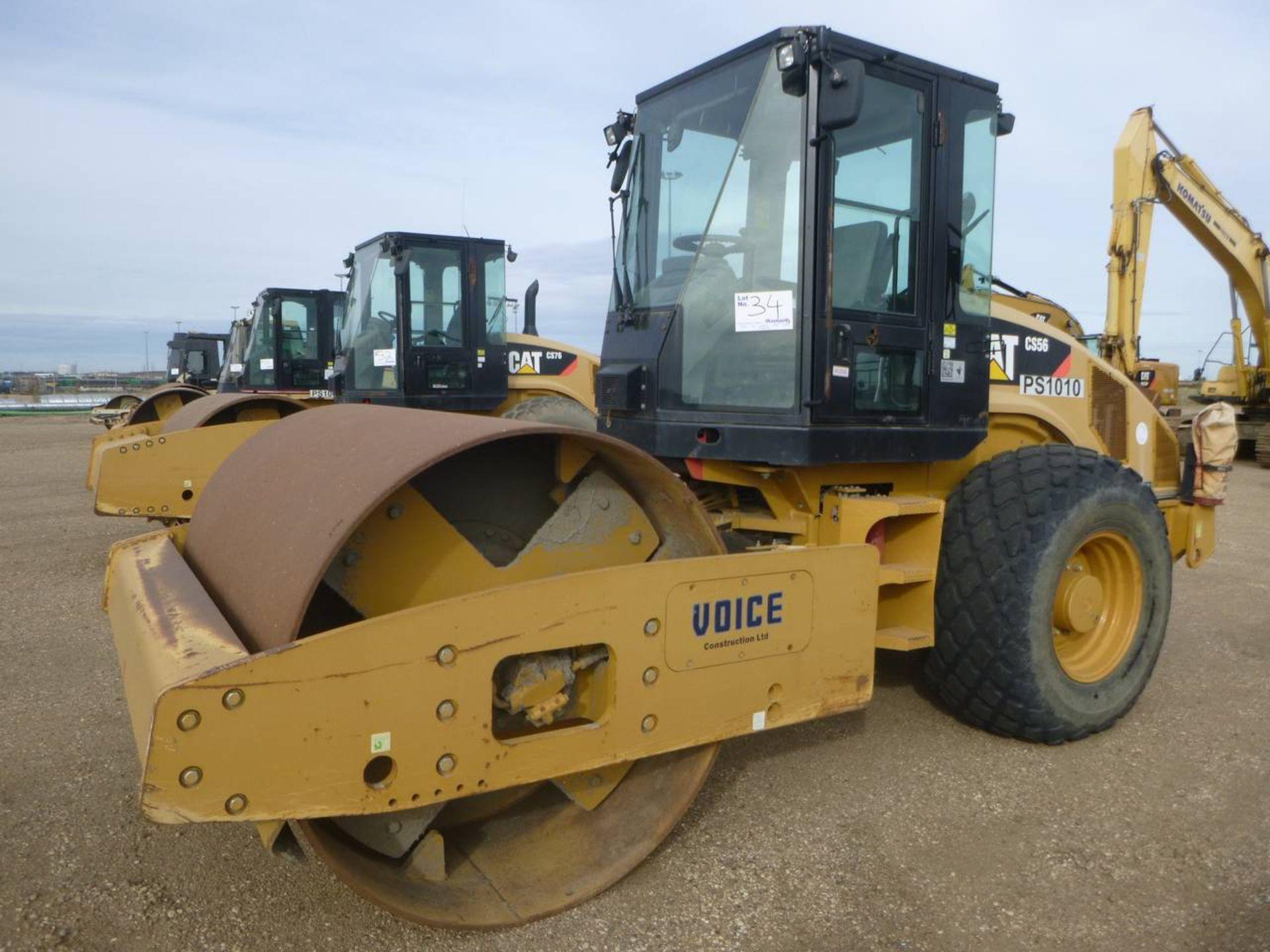 2011 Caterpillar CS56 Compactor