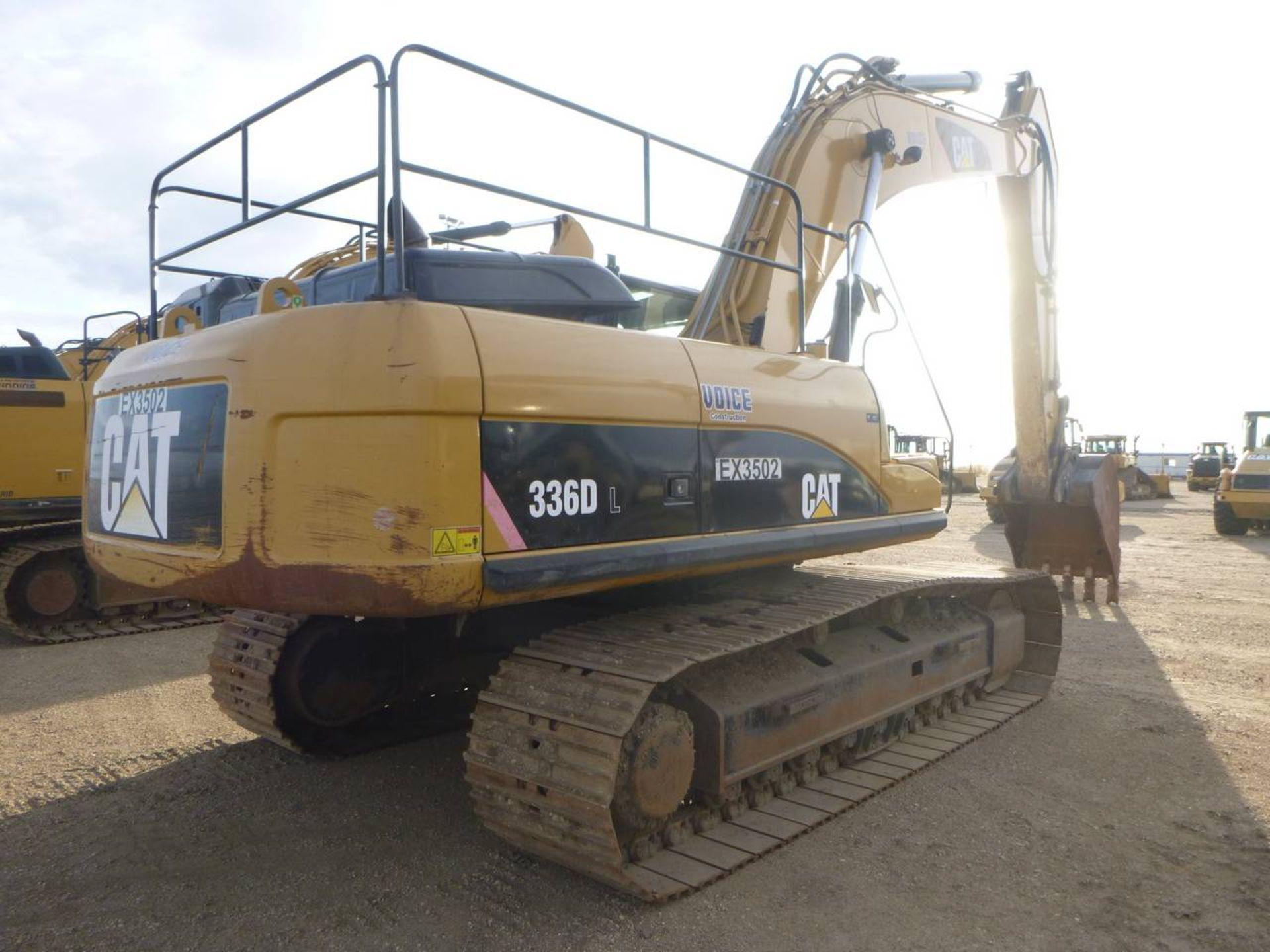 2010 Caterpillar 336D L Excavator - Image 5 of 13