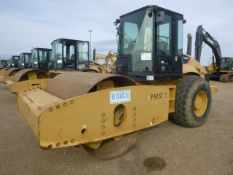 2007 Caterpillar CS-663E Compactor